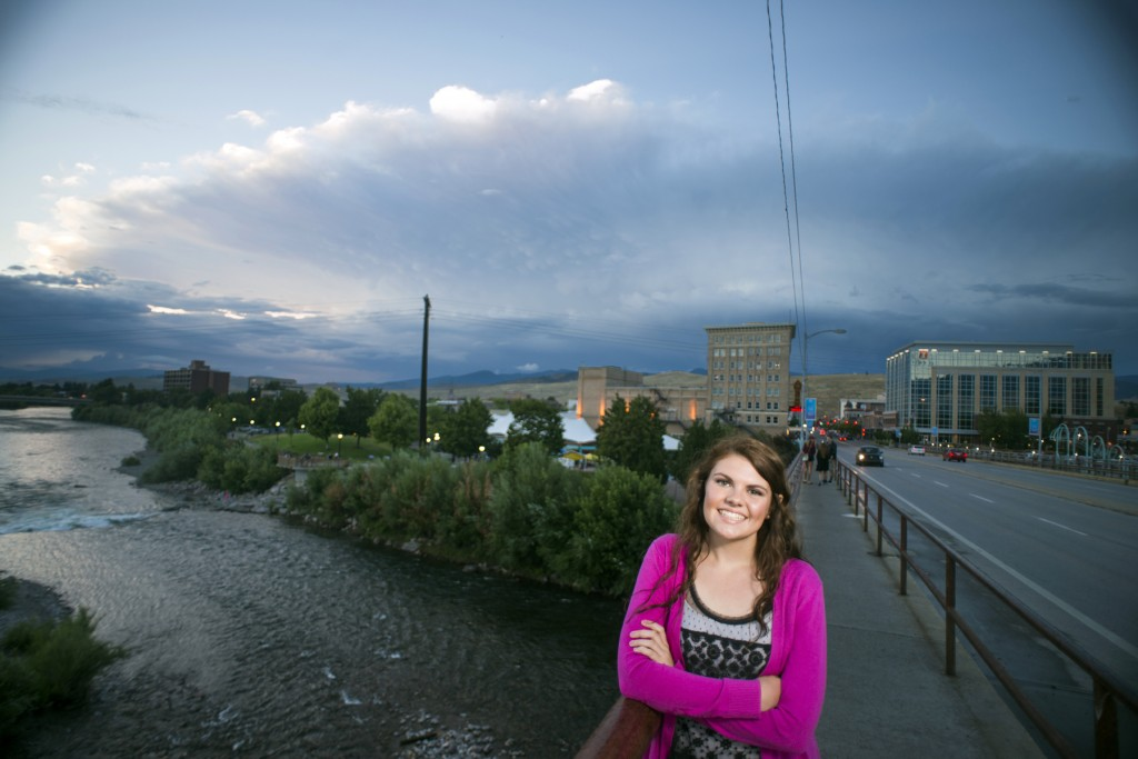 Missoula Senior Portrait Photographer